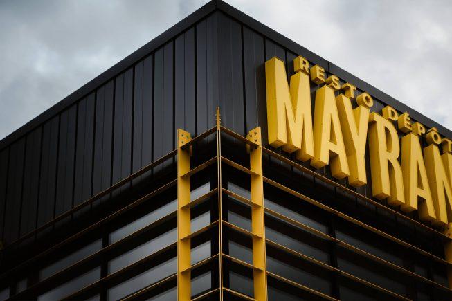 Entrepôt Mayrand