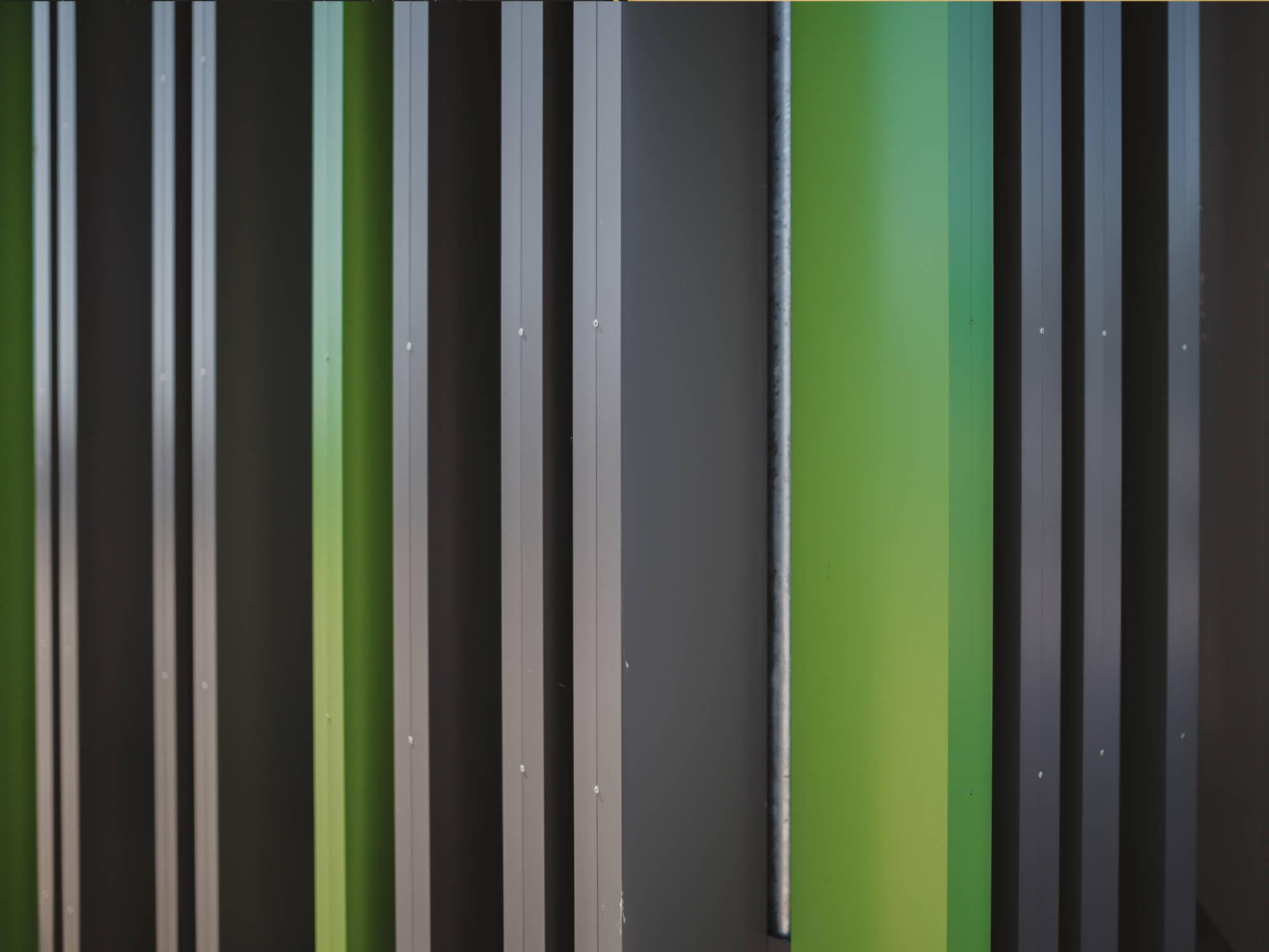 Modèle Lames verticales
